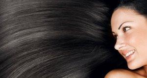 crna boja kose