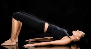 vježba na podu