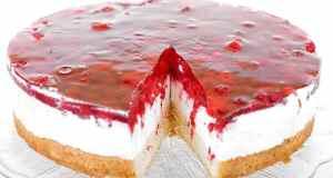 kolač jagode