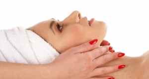 na masaži