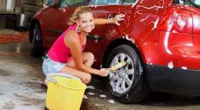 Čišćenje automobila iznutra i izvana