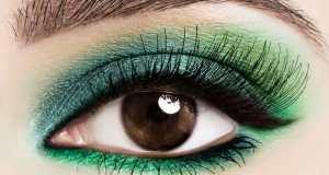 šminka na očima