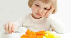Prehrana izbirljivog djeteta