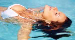 leđno plivanje