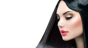Šminka za crnu boju kose