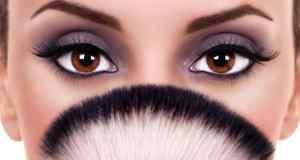 Šminka za smeđe oči