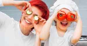 Dobre prehrambene navike kod djece