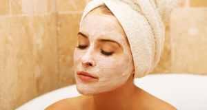 Prirodna maska za suhu kožu