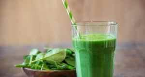 zeleni sok za zdravlje