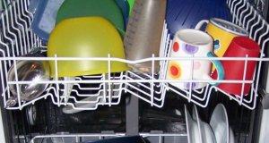 kako očistiti perilicu posuđa