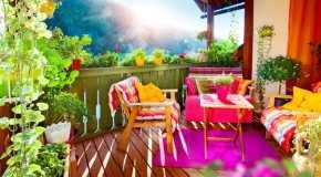 Kako napraviti vrt na terasi