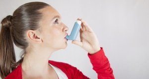 ublažavanje simptoma astme