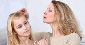 Uši kod djece