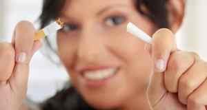 Što jesti nakon prestanka pušenja