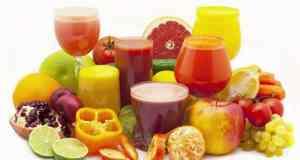 sokovi od voća i povrća