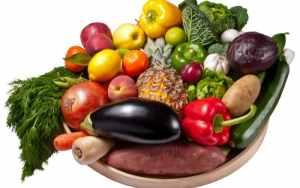 vegetarijanska prehrana