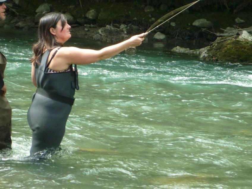 pêche en savoie