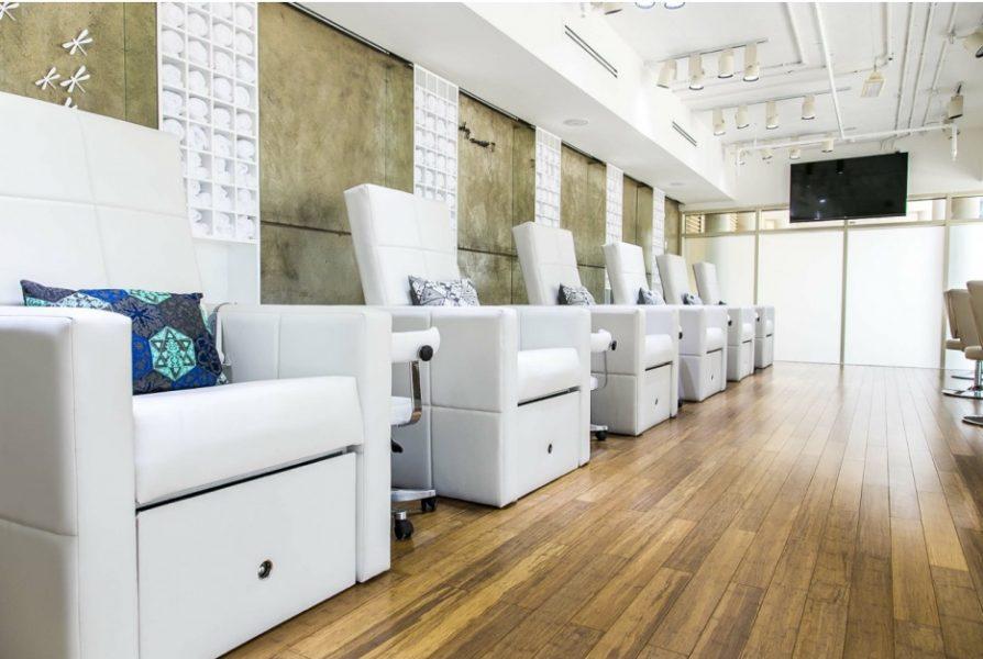 The Nail Pavilion Dubai Best Salons
