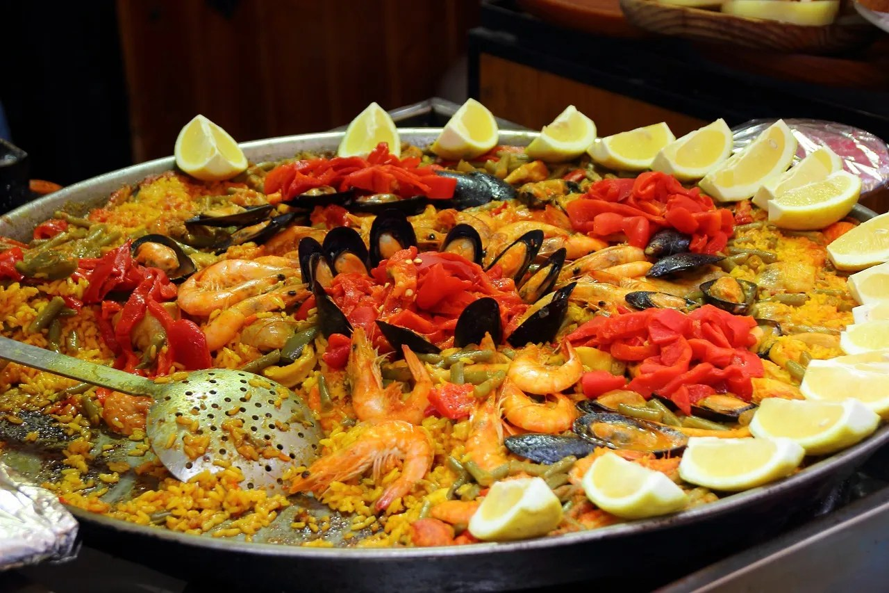 Foods They Eat In Spain For Christmas
