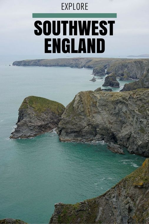 Explore the Southwest of England in this 7-day itinerary