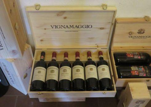 Vignamaggio wines