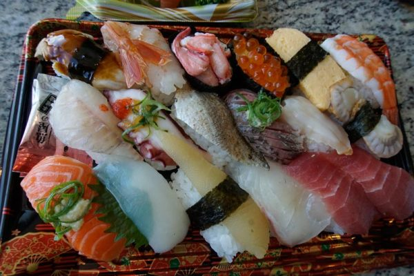 Guide to Eating Sushi in Japan: Etiquette & More | Savored ...