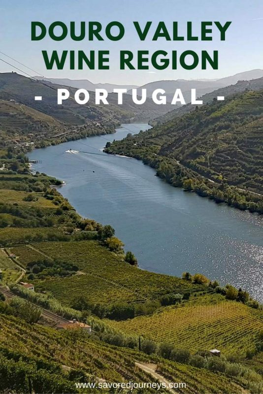 Exploring the Douro Valley Wine Region of Portugal ...