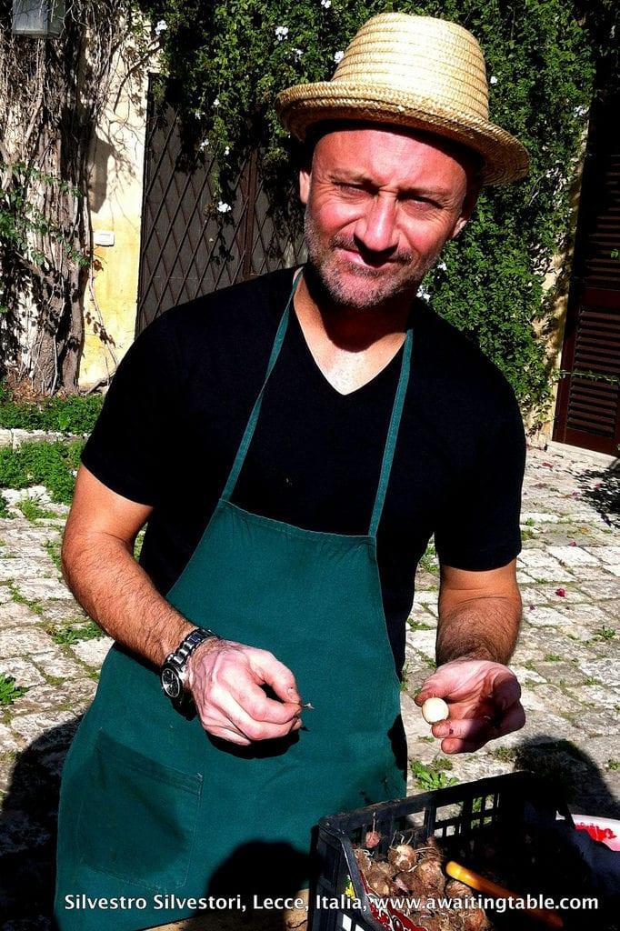 Silvestro Silvestori of The Awaiting Table