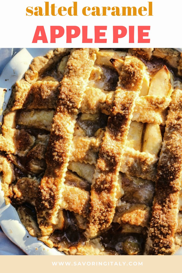 image of apple pie