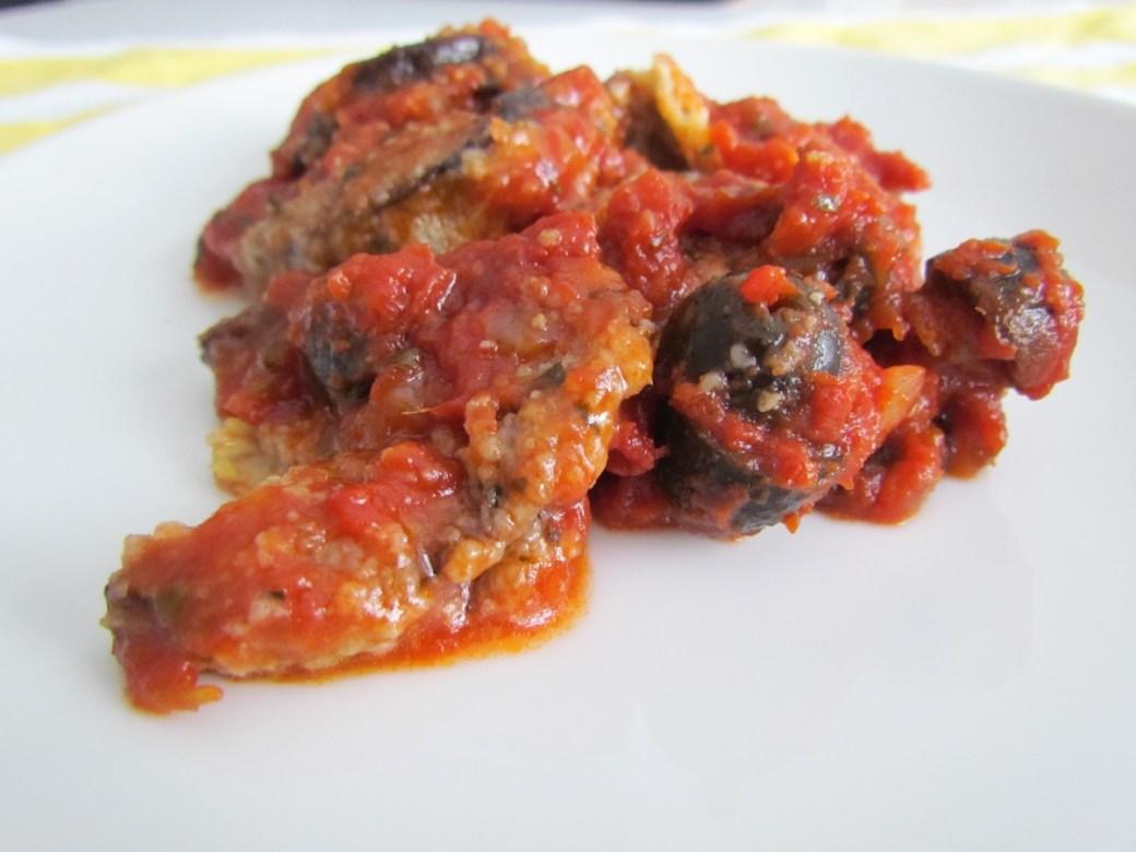 fried eggplant side dish