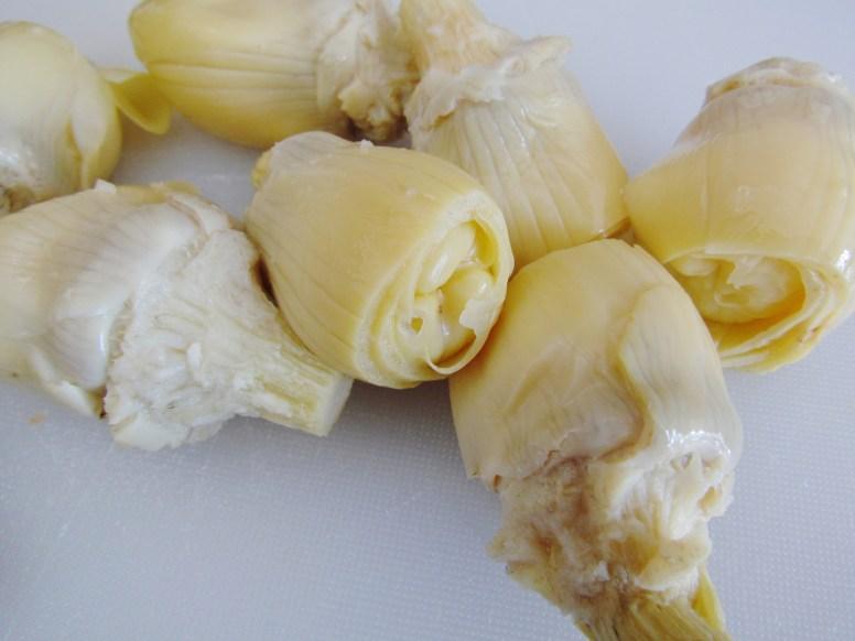 artichoke hearts | www.savormania.com