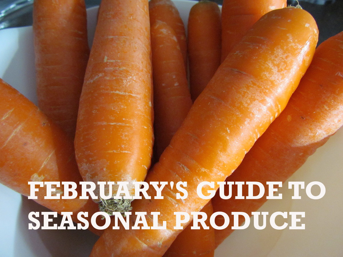 seasonal produce guide for switzerland: february
