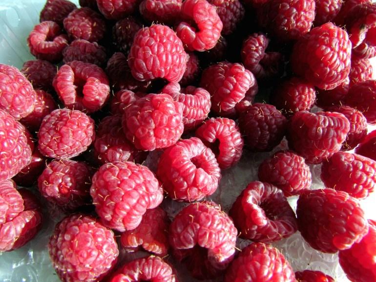 raspberries | www.savormania.com
