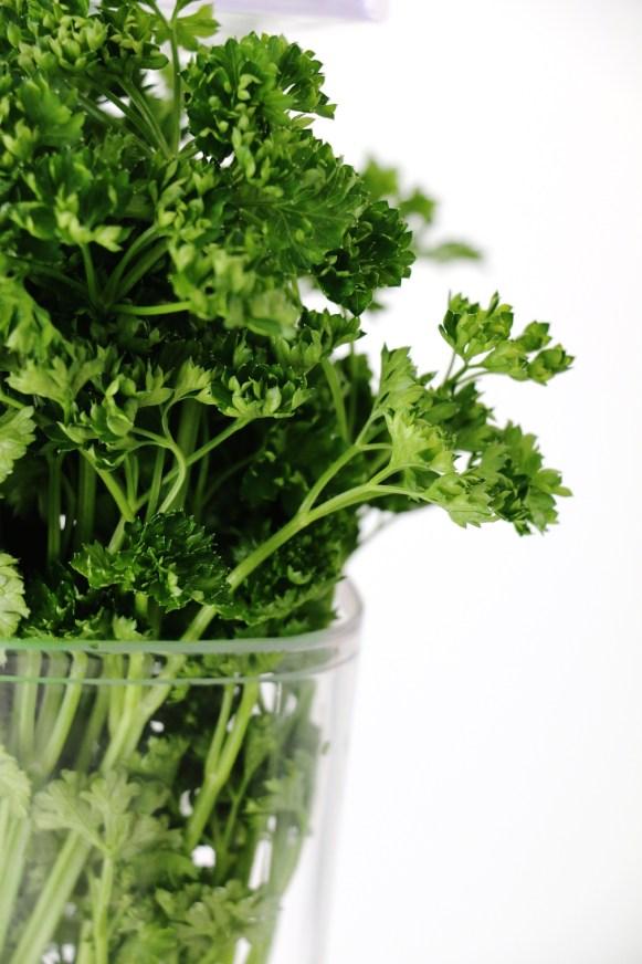 parsley | www.savormania.com