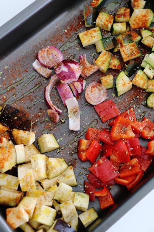 mixed vegetables | www.savormania.com