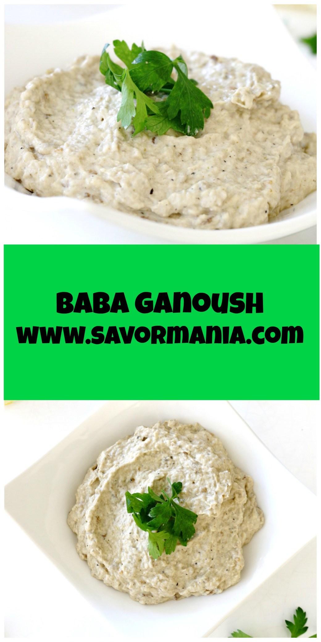 baba ganoush   www.savormania.com