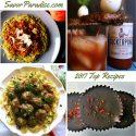 2017 Top Recipes