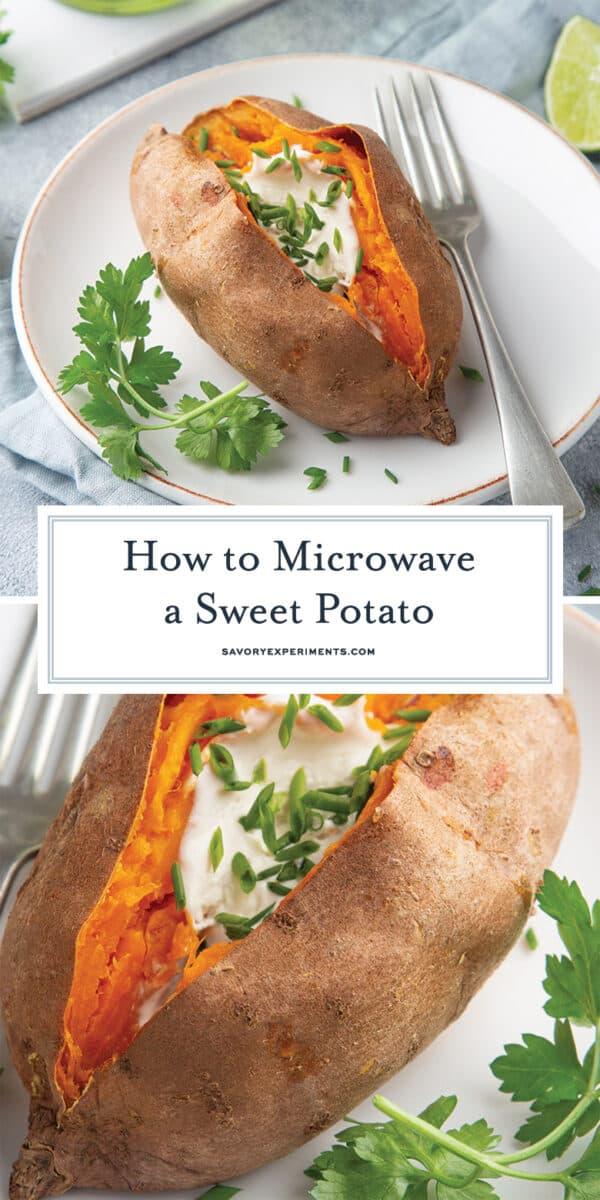 sweet potato baked sweet potatoes