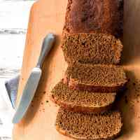 This traditional Dutch Honey Breakfast Cake is super simple to make at home! It makes for a delicious snack anytime of the day!