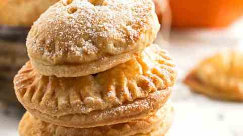 Every single one of these cookies is like a mini pumpkin pie - an absolute must-make recipe for the Thanksgiving or Halloween dessert table!