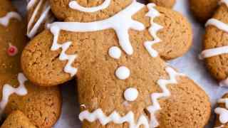 The Perfect Soft Gingerbread Cookies