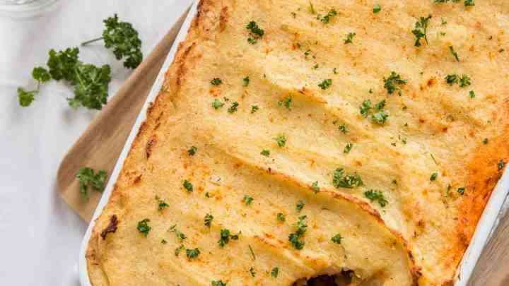 Sneak extra veggies into your family's diet with this Veggie Loaded Easy Cottage Pie. Comes together in a snap to help you cut down on dinner prep time!