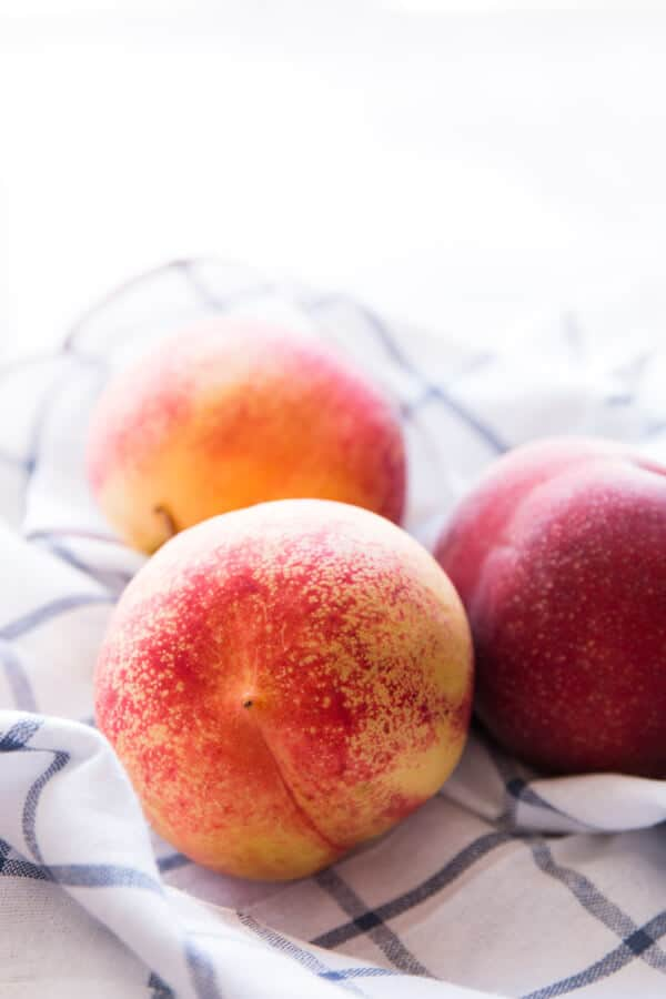 Fruit flies love ripe fruit - keep critters out by storing produce in the fridge during the summer!
