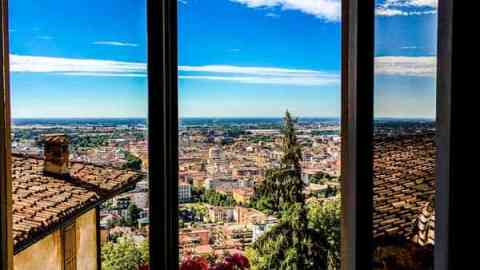 10 Reasons to Visit Bergamo, Italy: A travel guide to one of the most beautiful cities in Northern Italy.