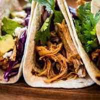 This instant pot pork carnitas recipe is so easy to make. Freezer friendly, too!