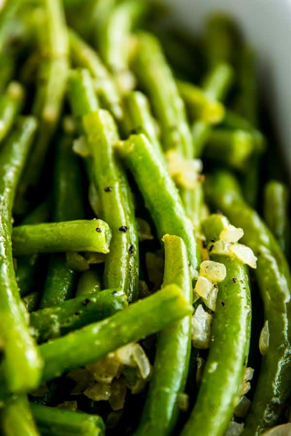 close up photo of green beans