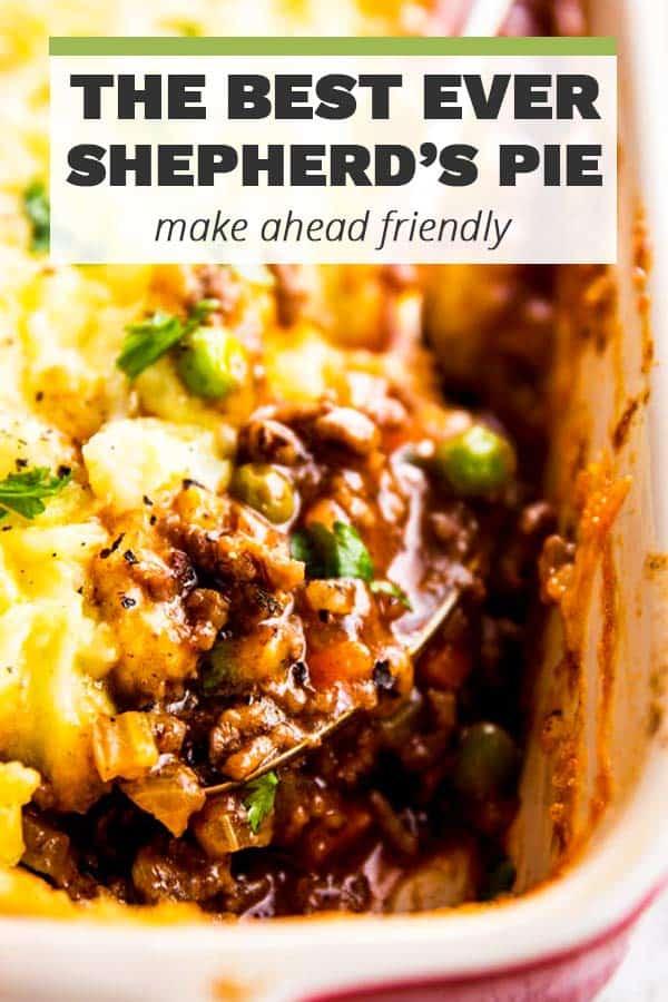 Homemade Shepherd's Pie Pin 1
