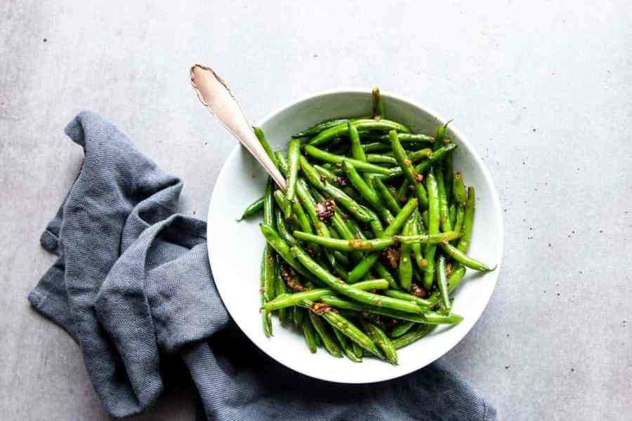 Sautéed Green Beans Image TK