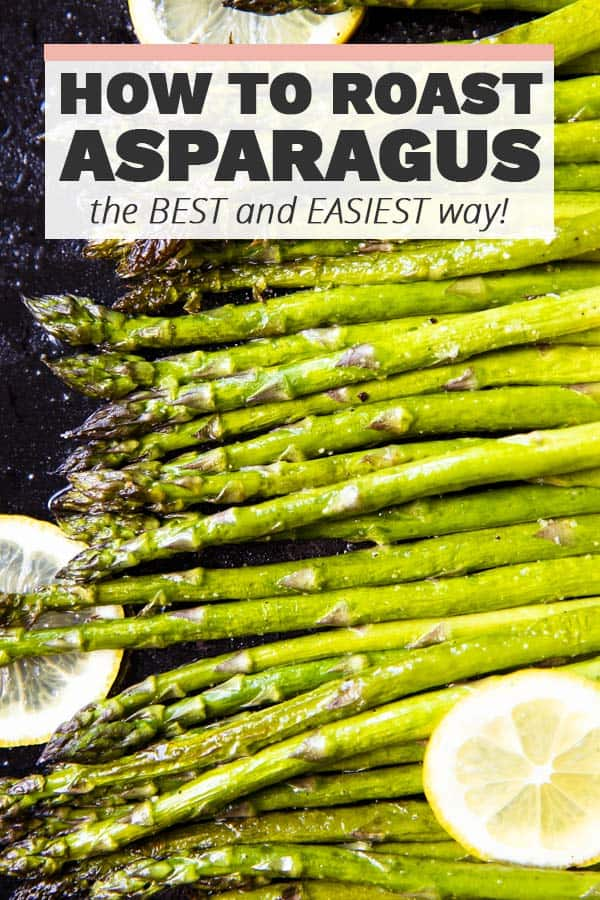How to Roast Asparagus Pin 1