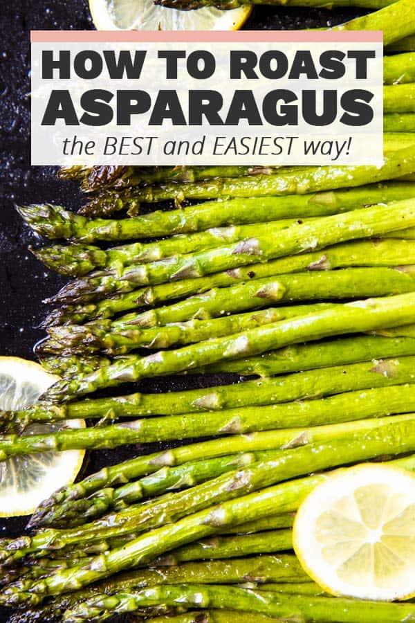 How to Roast Asparagus Pin 1